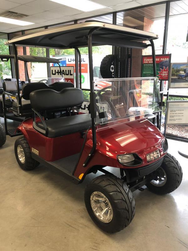 2019 E-Z-GO Valor Golf Cart