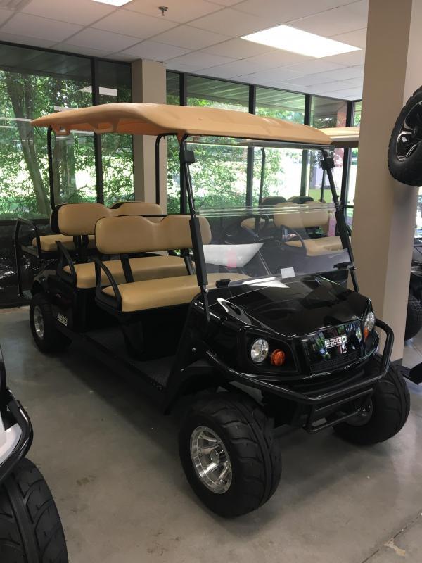 2017 E-Z-Go Express S6 Golf Cart