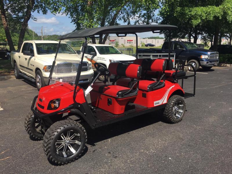 2019 E-Z-GO Express L6 Electric Golf Cart