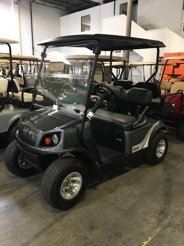 2019 E-Z-GO TXT 72v Golf Cart