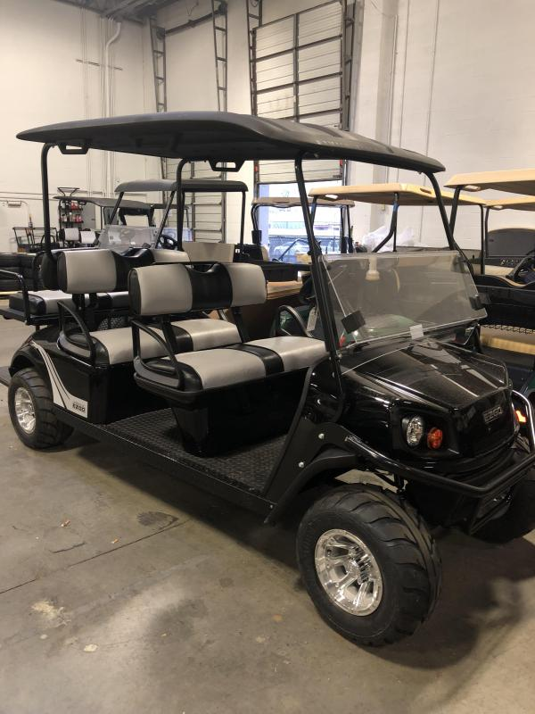 2019 E-Z-GO Express S6 Golf Cart | Action Specialty Carts sells and on
