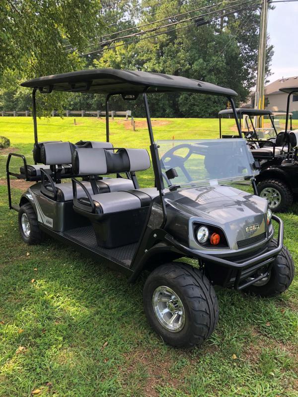 2019 E-Z-GO Express S6 Golf Cart