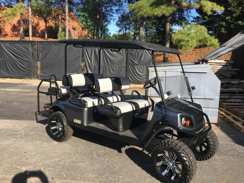 2019 E-Z-GO Express L6 Golf Cart | Action Specialty Carts sells and on