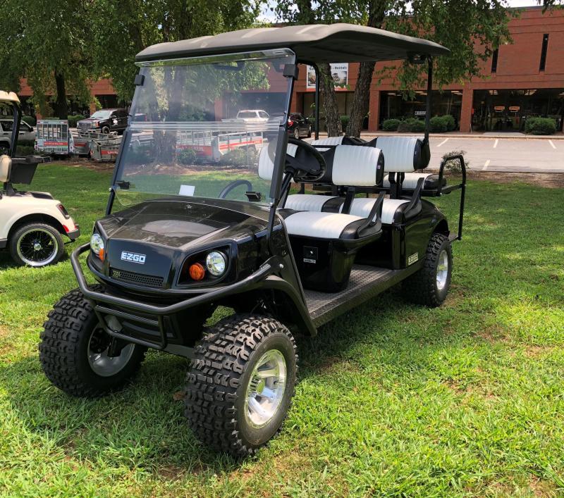2019 E-Z-GO Express L6 (Gas) Golf Cart