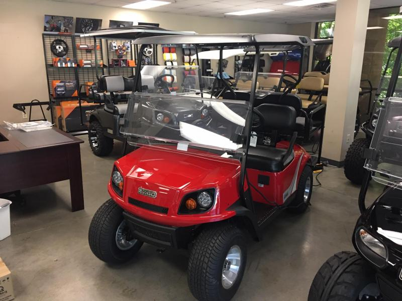 2019 E-Z-GO 72-volt Freedom Golf Cart