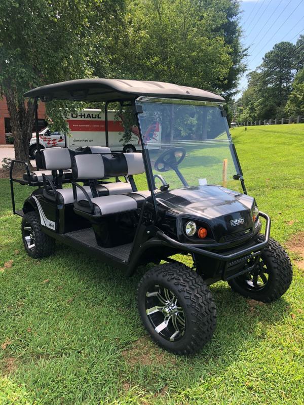 2019 E-Z-GO Express L6 Golf Cart