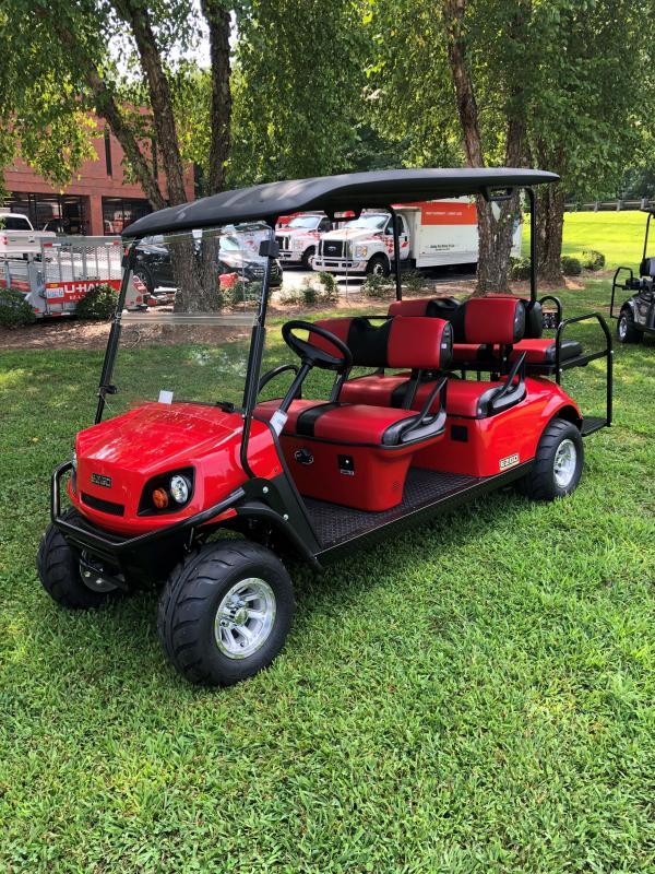 2019 E-Z-GO Express S6 (Gas) Golf Cart
