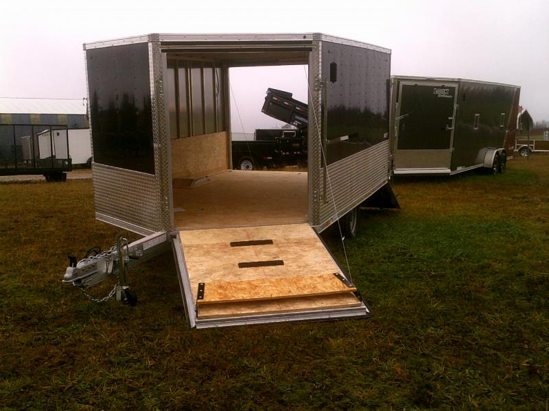 8.5X12  2019 Look Trailers DRIFT SNOWMOBILE TRAILER