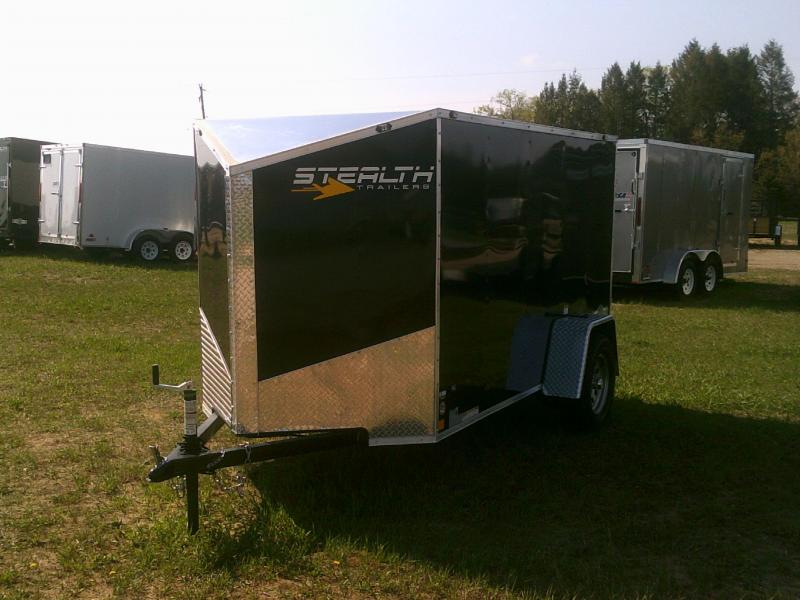 2019 Stealth Trailers SMSE510SA Enclosed Cargo Trailer