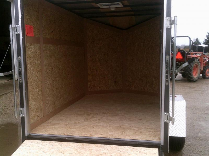 6X10 2019 Stealth Trailers MUSTANG Material Handling