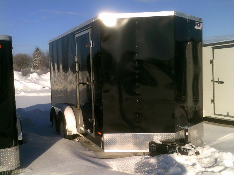 7x14 2018 MTI Trailers cargo Material Handling