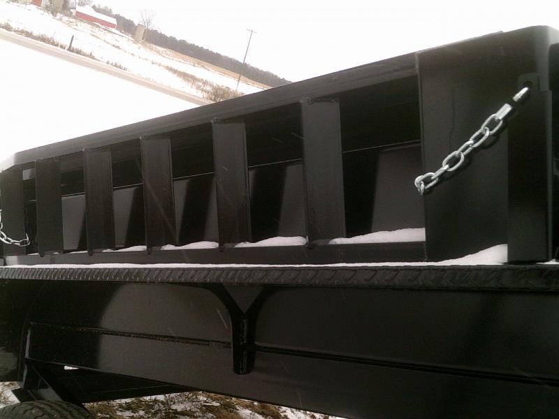 5x10 2019 Norstar DUMP Material Handling