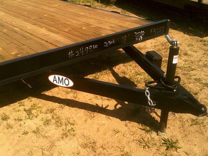 2019 AMO 18' UT182 Material Handling