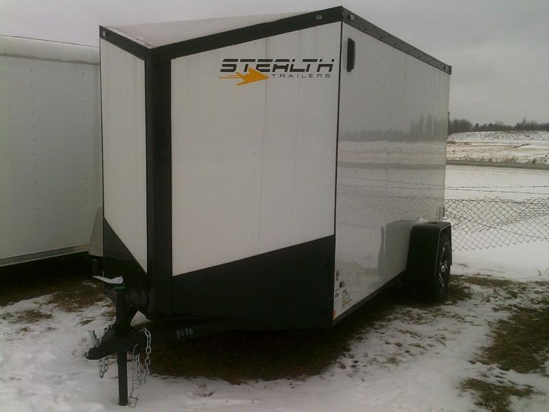 6X12 2018 Stealth Trailers TITAN Material Handling