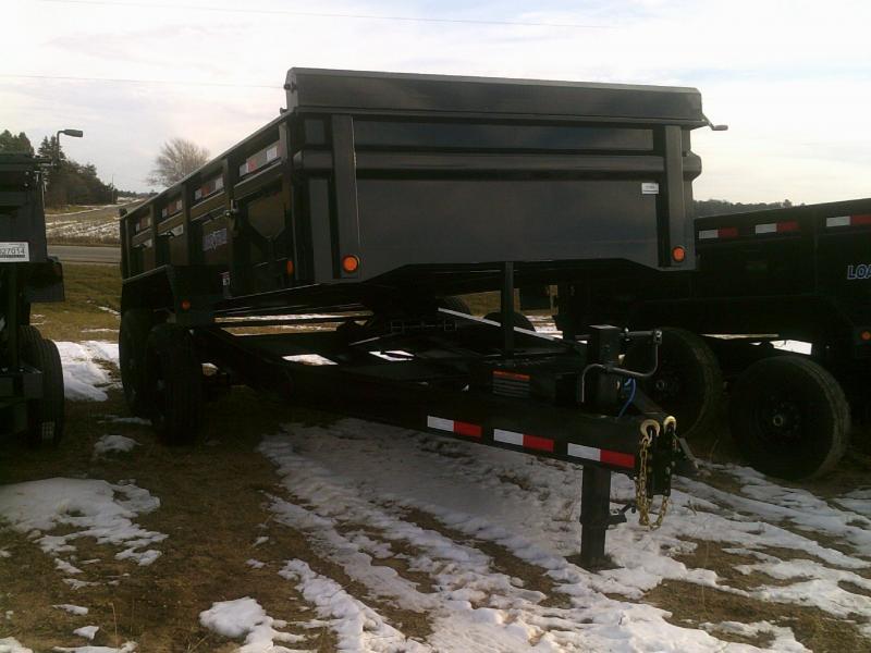 14' 2019 Load Trail DUMP Material Handling