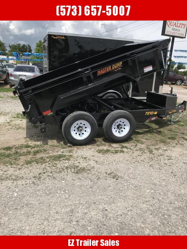 2018 Doolittle Trailer Mfg 7200 series 10 Dump Trailer in Bourbon, MO