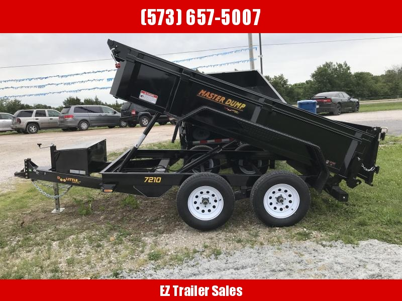 2018 Doolittle Trailer Mfg 72x10 Dump Trailer in Bourbon, MO