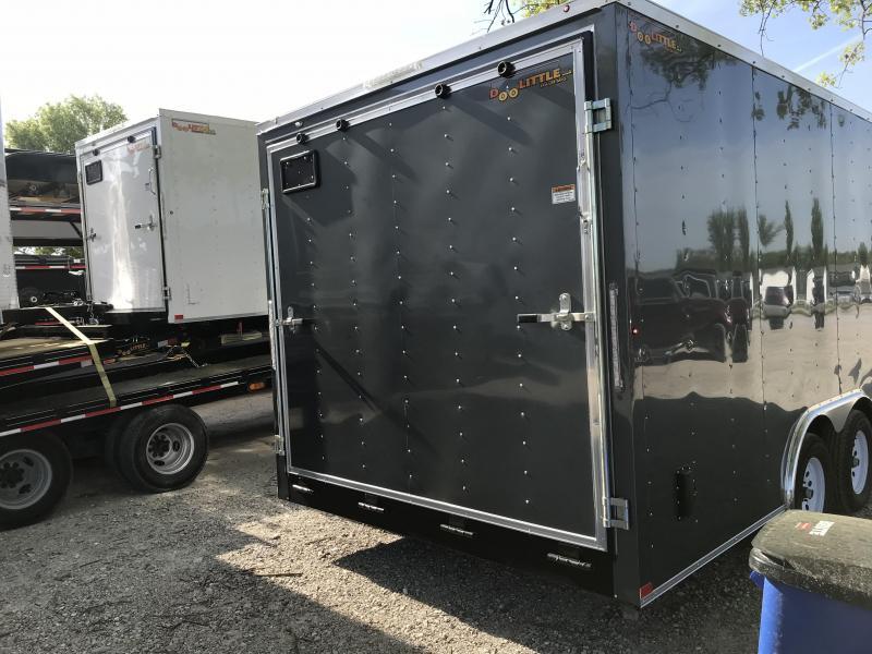 2018 Doolittle Trailer Mfg 8.5x20 Enclosed Cargo Trailer