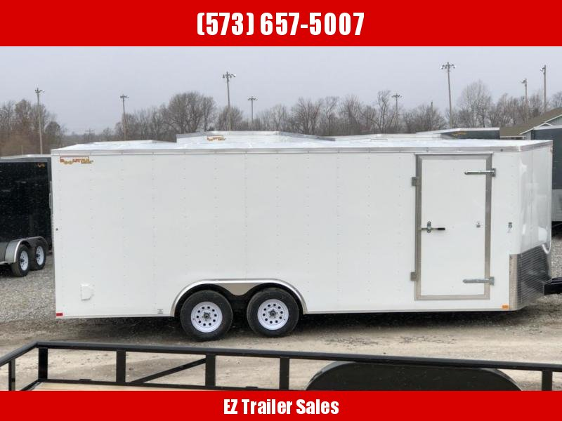 2019 Doolittle Cargo 8.5 x 20 Tandem Axle 7K Enclosed Cargo Trailer