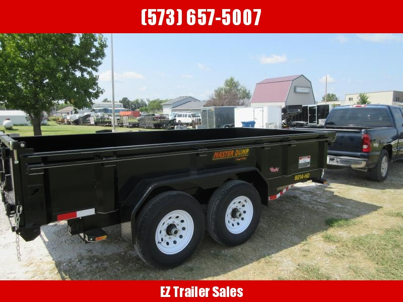 2018 Doolittle 82x14 14k MD Dump Trailer in Centerville, MO