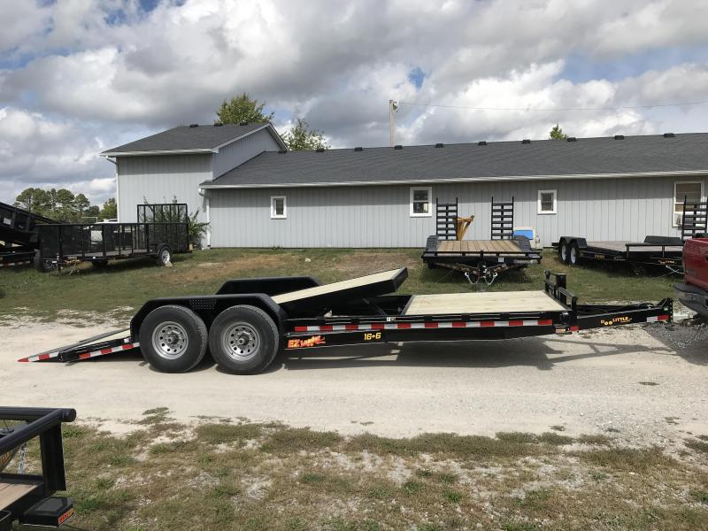 2019 Doolittle 82x22 Tilt Equipment Trailer