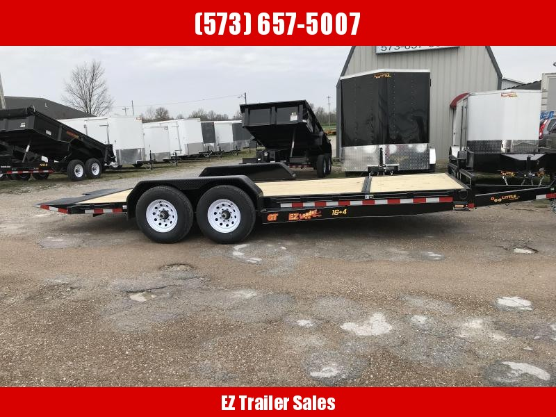 2018 Doolittle 82x20 Tilt Equipment Trailer