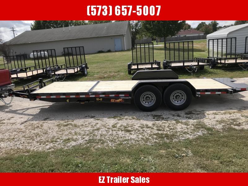 2019 Doolittle 82x22 Tilt Equipment Trailer in Ashburn, VA