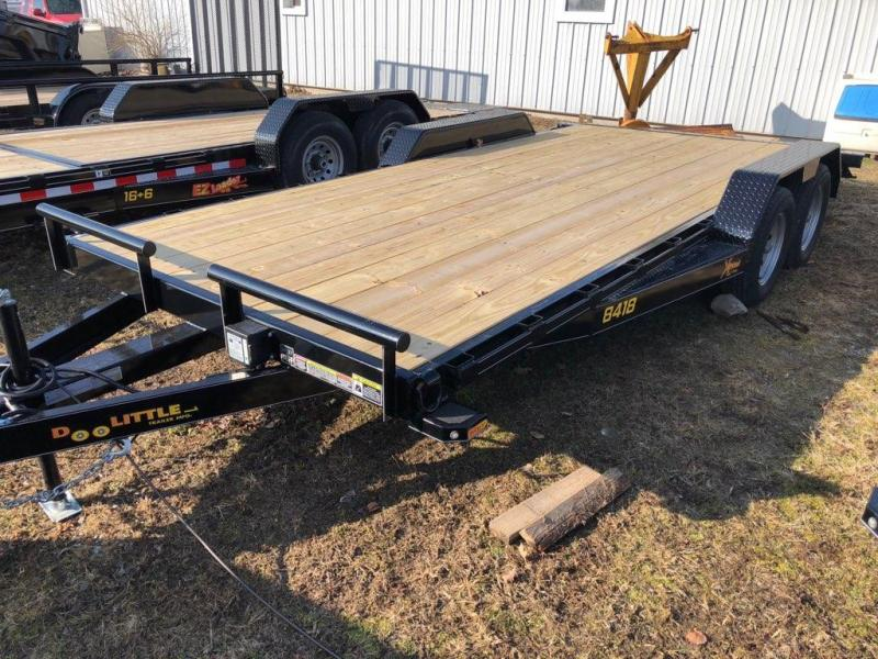 2019 Doolittle  Xtreme 84 Wide 7K Equipment Trailer