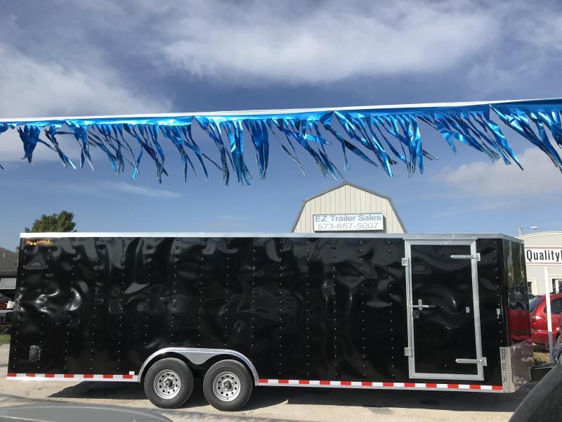 2019 Doolittle  8.5X24 10K  Enclosed Cargo Trailer in Ashburn, VA