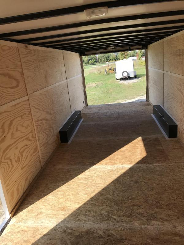 2019 Doolittle  8.5X24 10K  Enclosed Cargo Trailer