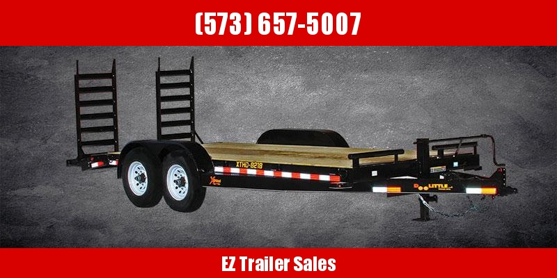 2019 Doolittle 84x18 CF 7K  Equipment Trailer