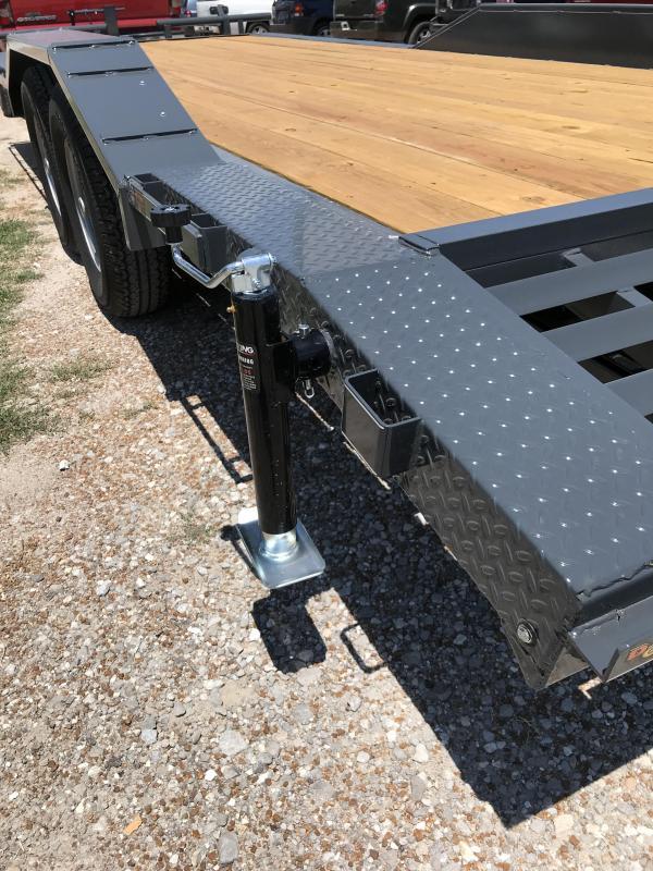 2018 Doolittle Trailer Mfg 102x22 Equipment Trailer