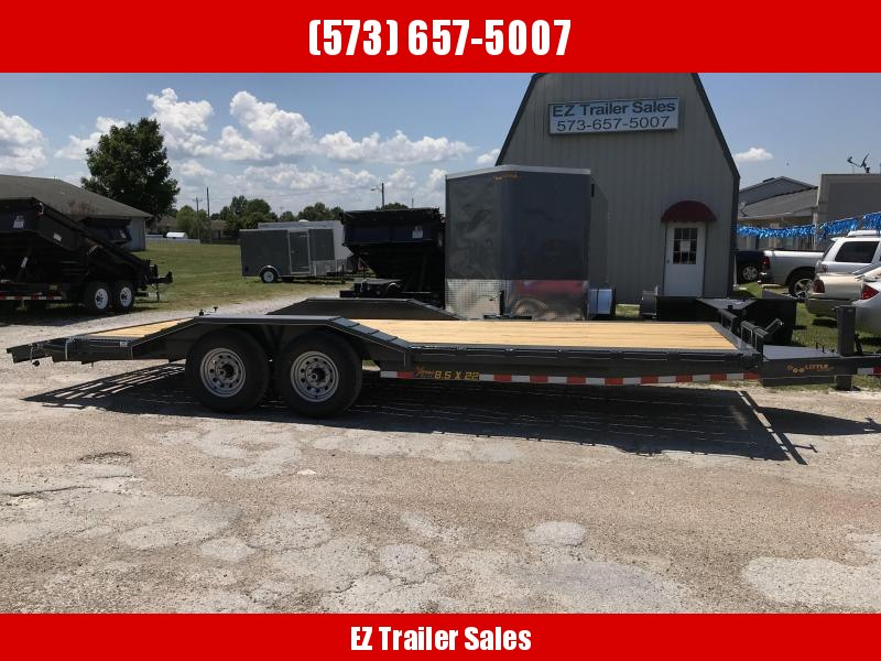 2018 Doolittle Trailer Mfg 102x22 Equipment Trailer