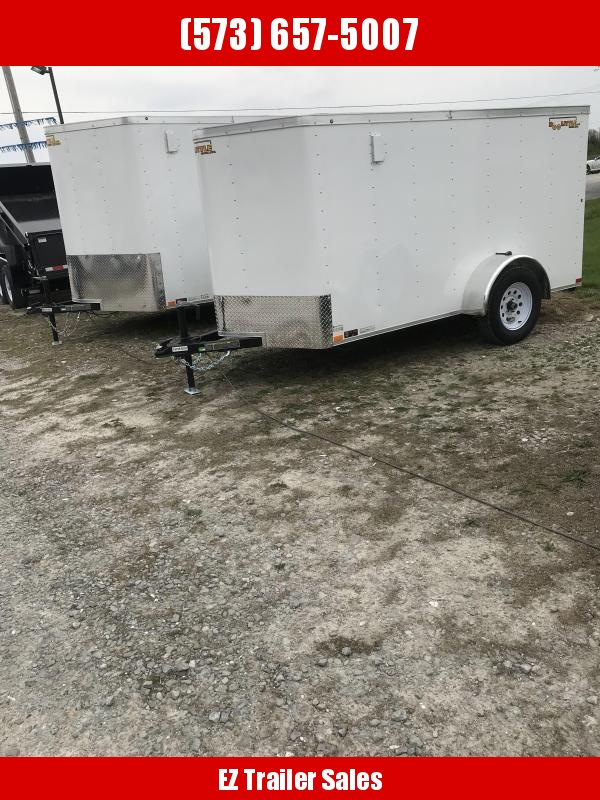 2018 Doolittle Trailer Mfg 5x10 Enclosed Cargo Trailer