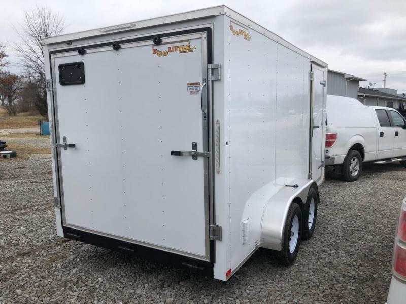 2019 Doolittle  7x16 Tandem Axle 7K Enclosed Cargo Trailer
