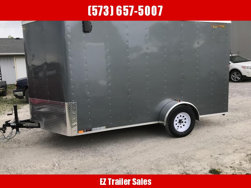 2019 Doolittle 7x12 Enclosed Cargo Trailer in Ashburn, VA