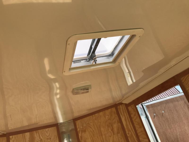 2018 Doolittle Trailer Mfg 7x12 Enclosed Cargo Trailer