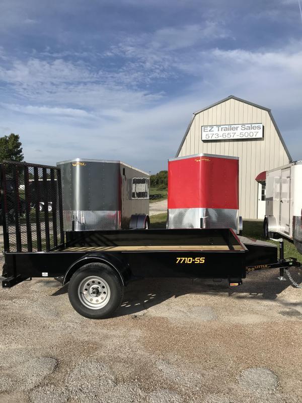2019 Doolittle Trailer Mfg SS Series Utility 77 X 10 in Ashburn, VA