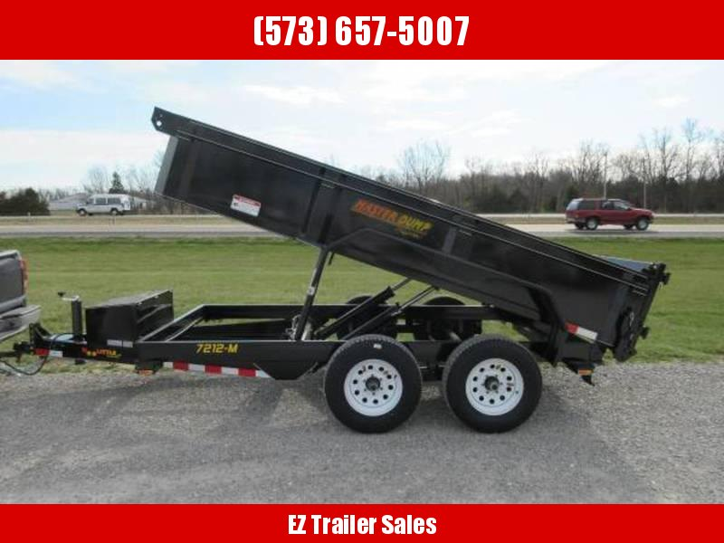 2018 Doolittle 72x12 10k MD Dump Trailer in Bourbon, MO