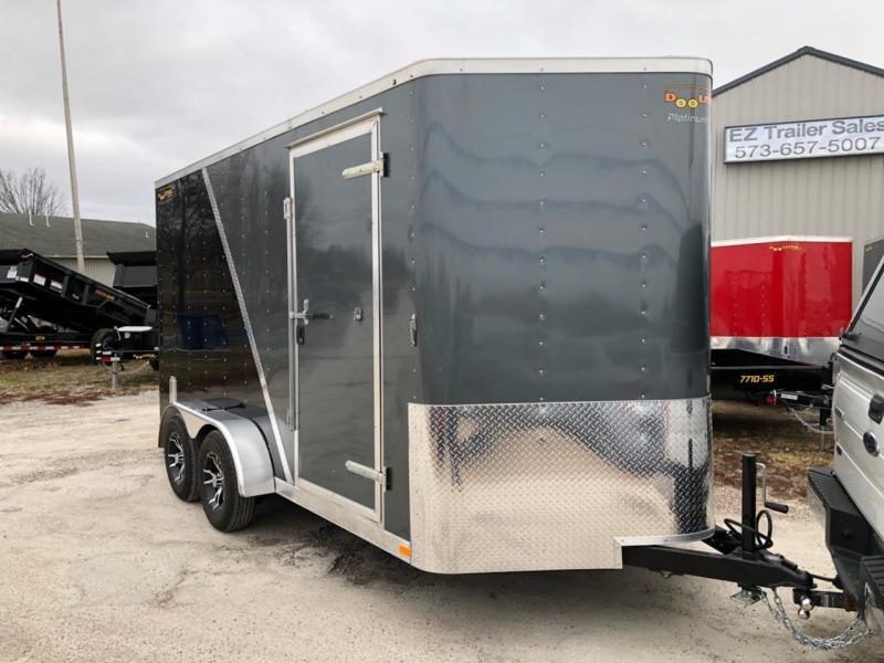 2019   7x14 Doolittle cargo  - 7K Enclosed Cargo Trailer