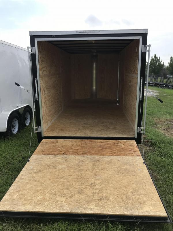2019 Doolittle 7x16 Enclosed Cargo Trailer