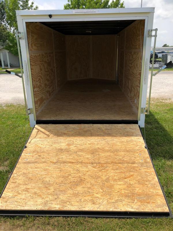 2019 Doolittle 7x16 Enclosed Cargo Rally Sport Trailer