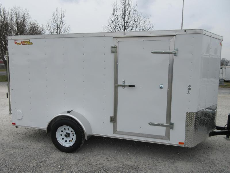 2018 Doolittle 6x12 Bullitt Cargo / Enclosed Trailer