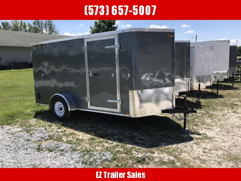 2018 Doolittle Trailer Mfg 6x12 Enclosed Cargo Trailer