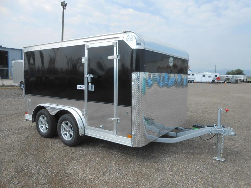 2018 Wells Cargo MC122-8-ME Enclosed Motorcycle Trailer