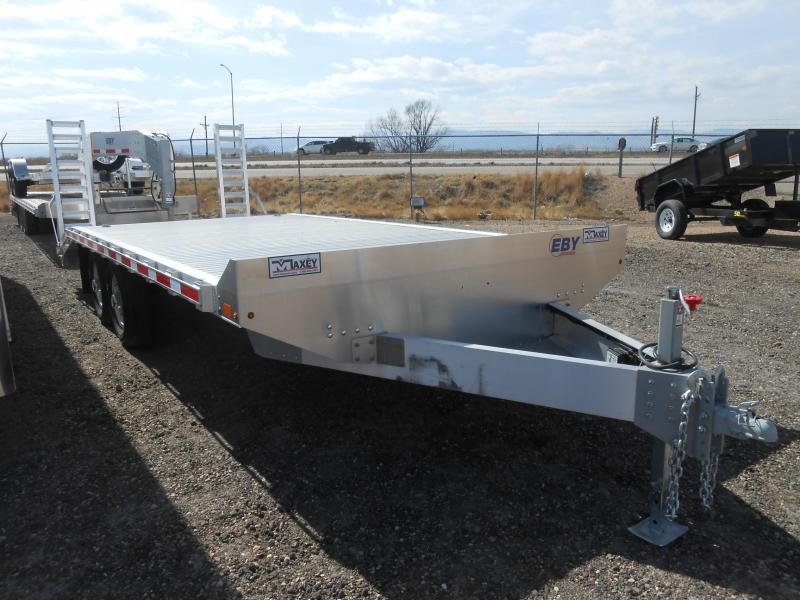 2017 Eby Trailers 20FT ALUMINUM DECK-OVER 10K Flatbed Trailer in Ashburn, VA
