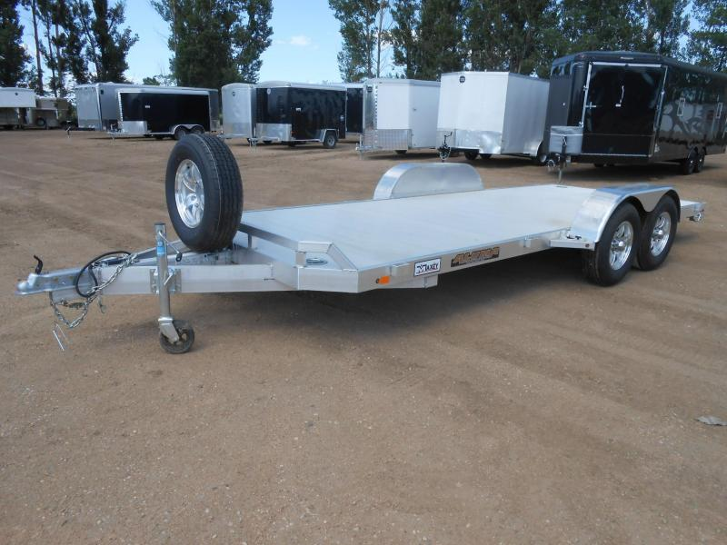 2017 Aluma 8218H Car / Racing Trailer
