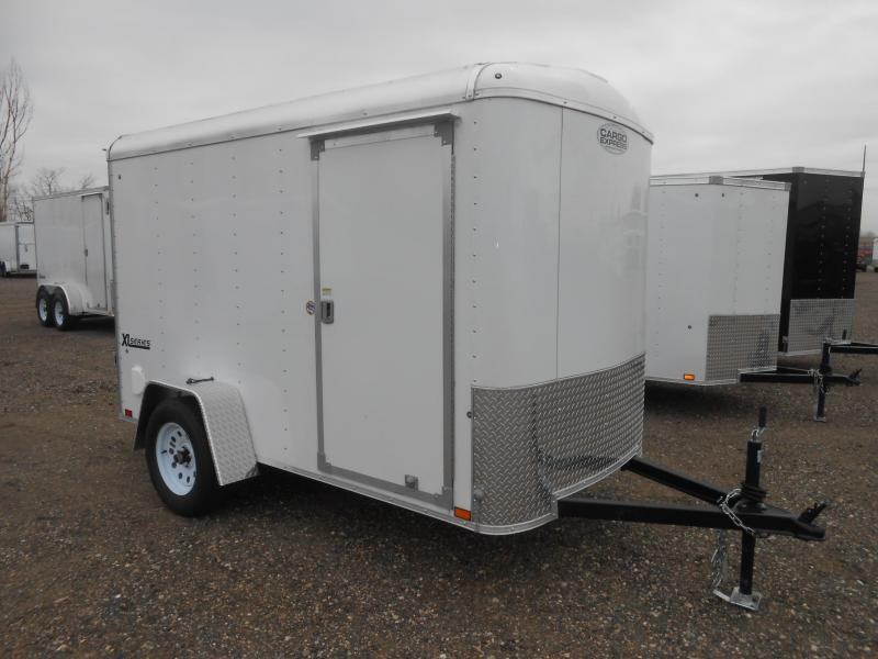 2019 Cargo Express XLR5X10S12-RD Enclosed Cargo Trailer in Ashburn, VA