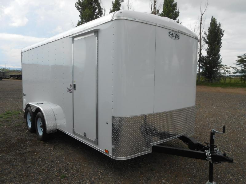 2019 Cargo Express XLR7X16TE2-DBL DRS Enclosed Cargo Trailer in Ashburn, VA