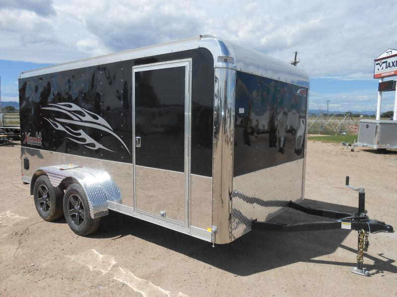 2016 Mirage Trailers MXM714TA2 Motorcycle Trailer